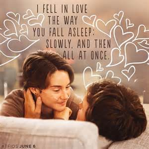 the fault in our stars movie review drawn in by the story