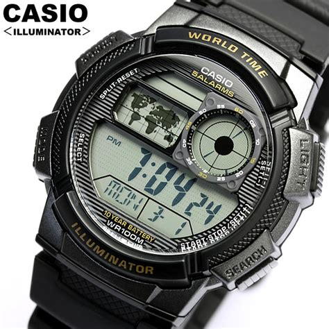 Casio Original Pria Ae 1000w 1a Standard Digital Harga Termurah cameron rakuten global market move a casio casio digital ae 1000w 1a casio