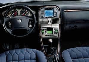 Lancia Thesis Interior Lancia Thesis Interior