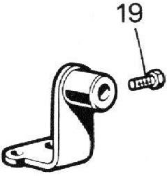 Kabel Choke I One 1 19 choke kabel schroef voor dellorto dhla carburateurs