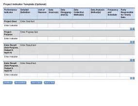 project templates resources project starter usaid