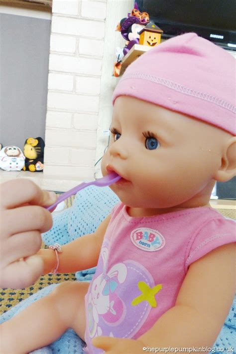 Baby Born Hers baby born 174 interactive doll review