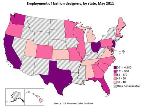 pattern making jobs new york fashion spotlight on statistics u s bureau of labor