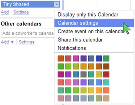 I Calendar App View Your Apps Calendar In Outlook 2007 2010