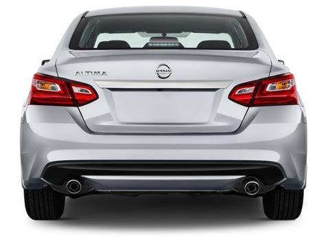 nissan altima coupe 2017 4 door image 2016 nissan altima 4 door sedan i4 2 5 s rear