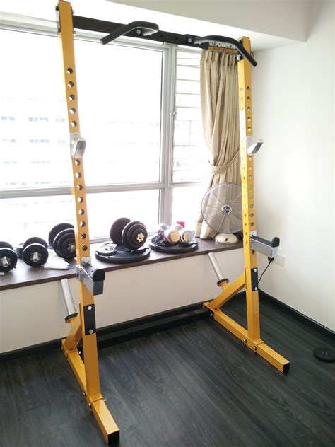 powertec in singapore powertec half rack for sale in