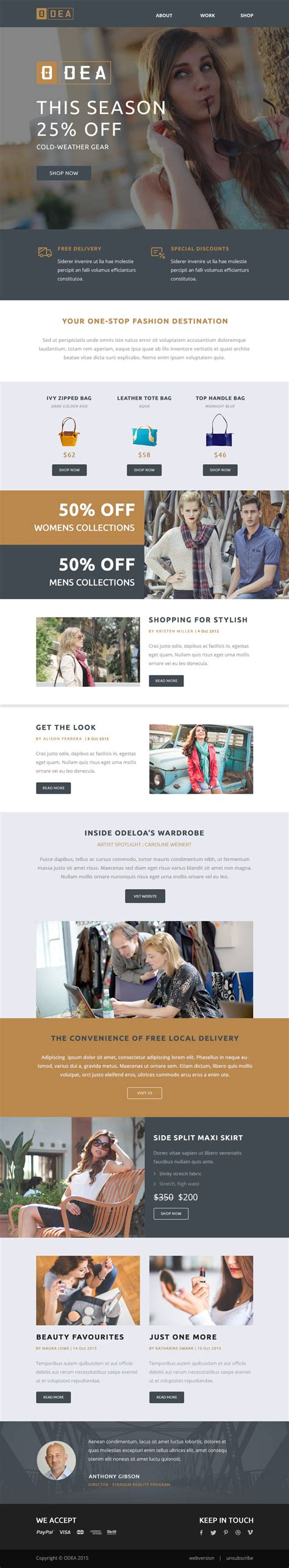 free email newsletter templates psd 187 css author free email newsletter templates psd 187 css author