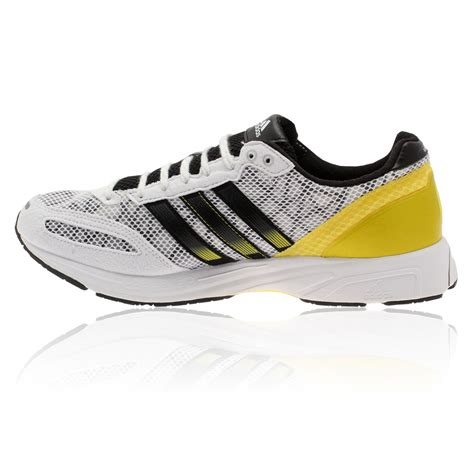running shoes fitted adidas adizero adios 2 running shoes wide fit 29