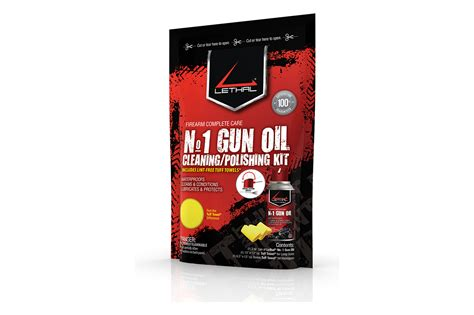 Cleaning Kit 1 1 gun cleaning kit lethal products