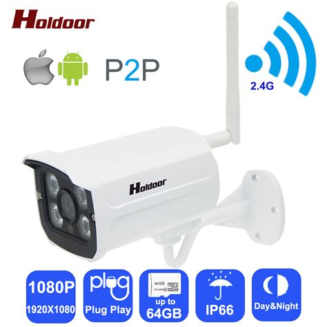 Cctv Outdoor Wireless Ip Hd Cmos 1080p 2 0mp Waterproof wireless outdoor wifi 1080p hd 2 0mp cmos security