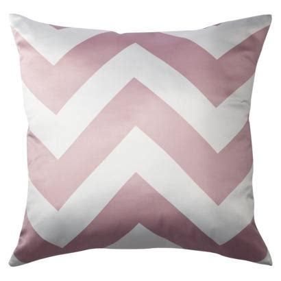 target decorative bed pillows decorative chevron pillow pink target