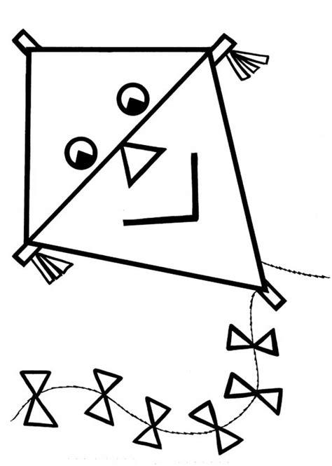 Mewarnai Layang Layang gambar mewarnai layang layang untuk anak paud dan tk