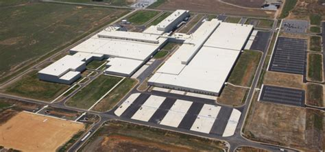Blue Springs Ms Toyota Toyota Motor Manufacturing Facility 187 Yates Construction