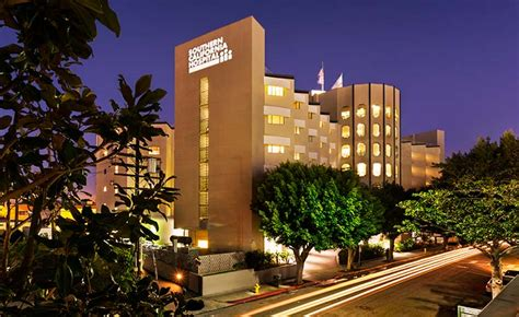 Brotman Detox Culver City by Our History Southern California Hospital At Culver City