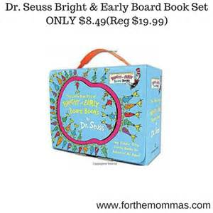 dr seuss s book of animals bright early books r books dr seuss bright early board book set only 8 49 reg 19