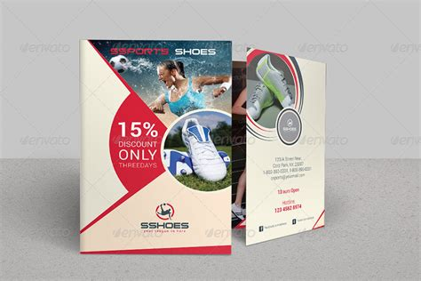 sports business bi fold brochure volume 2 by dotnpix