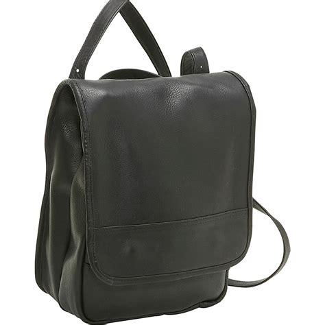 Convertible Backpack le donne leather convertible back pack shoulder bag