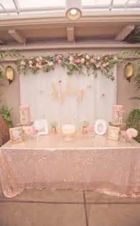 Flower Mylar Balloons - kara s party ideas pink gold bohemian dohl birthday