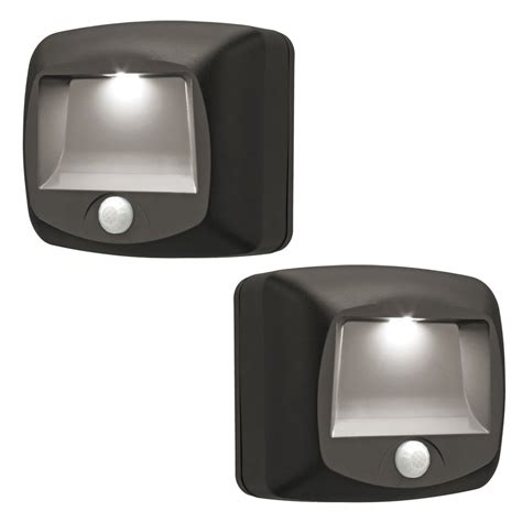 battery led motion sensor light mr beams mb522 battery operated indoor outdoor motion
