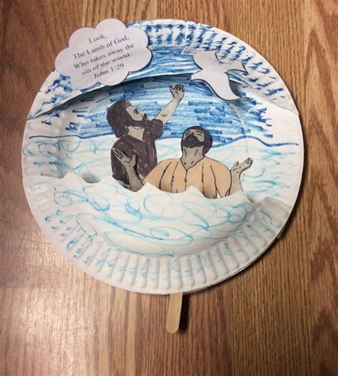 baptism crafts for 1000 images about крещение иисуса on baptisms