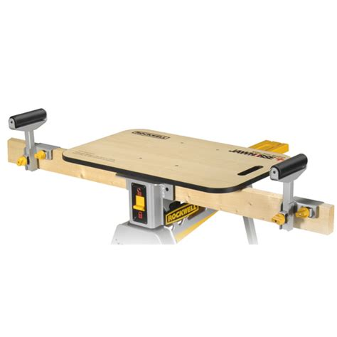 bench chop saw rockwell jawhorse compound miter saw stand bench rk9110 ebay
