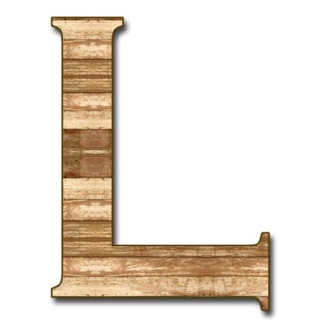 Wooden L Post by Enchanted S Quot Wood Slat Quot Png Free Scrapbook Letters