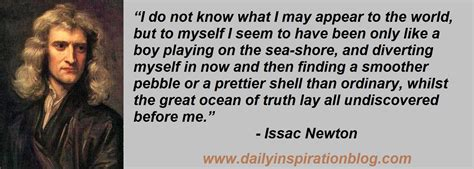 isaac newton quotes isaac newton quotes about science quotesgram