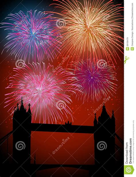 new year uk date happy new year fireworks in royalty free stock