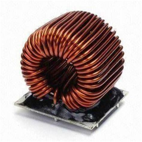 toroidal power inductor toroidal power inductor with high temperature grade and ul insulation available in various