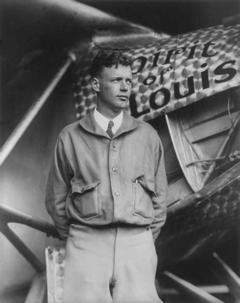Filecharles Lindbergh And The Spirit Of Saint Louis