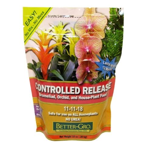 Better Gro Garden Center by Better Gro Controlled Release Bromeliad Orchid