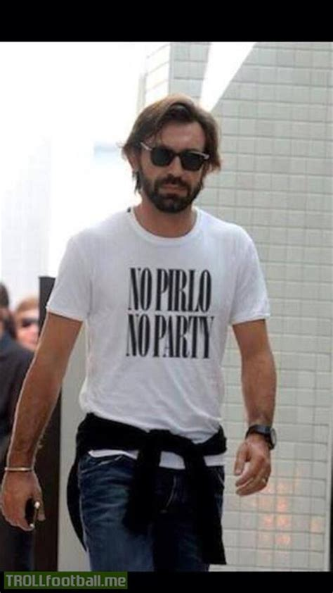 kaos t shirt andrea pirlo pirlo andrea pirlo with quot no pirlo no quot tshirt troll football