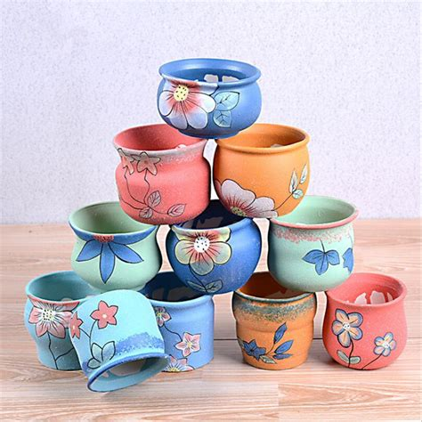 Painted Planter Pots by Buy Wholesale Painted Pots From China Painted Pots
