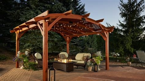 how much does it cost to build a pergola angie s list