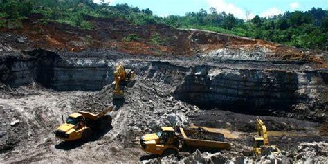 Dari Batu Menjadi Bara batubara sumatera daerah usul royalti batu bara jadi 25