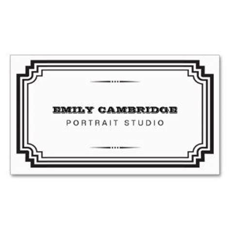 Business Card Borders