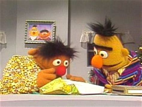bert and ernie in bed christmas eve on sesame street review the muppet mindset