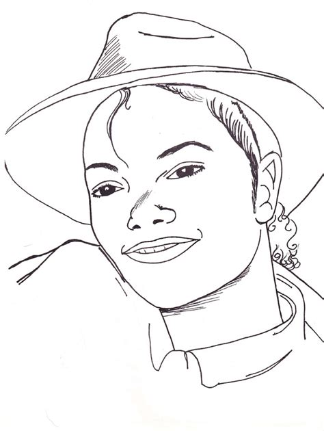 page 4 michael jackson coloring book pinterest