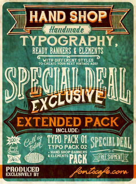 dafont retro hand shop typography c30 font dafont com