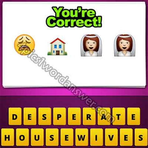 house and bride emoji guess the emoji sad face house 2 brides 4 pics 1 word game answers what s the word emoji