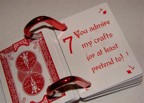 how to make 52 reasons why i you cards 52 reasons card deck book craft crossing