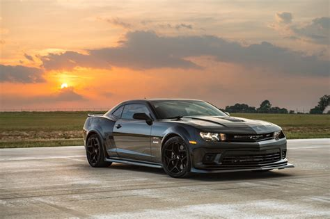 horsepower of camaro hennessey delivers 1 650 horsepower worth of camaros to