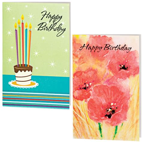 Assorted Birthday Cards Assorted Birthday Cards 24 Pack View 4