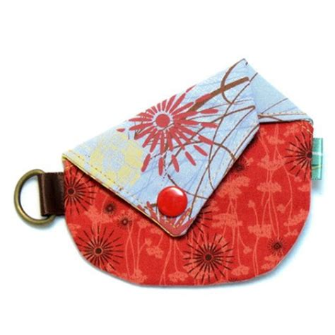 Origami Change Purse - ulixis crafts item of the day origami coin purse