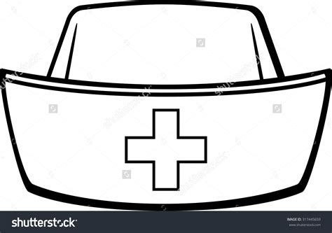 nurse hat clipart clipartsgram com