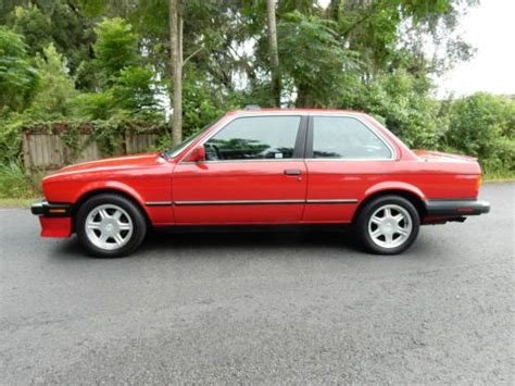number of bmw dealers in usa purchase used 1987 bmw e30 325is in sanford florida