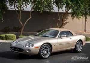 Jaguar Xk8 Wheels 2007 Jaguar Xk8 With 18 Quot Coventry Whitley In Chrome Wheels