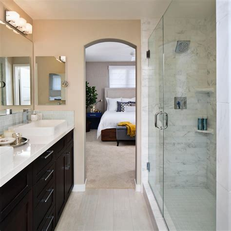 dark vanity bathroom ideas photos hgtv