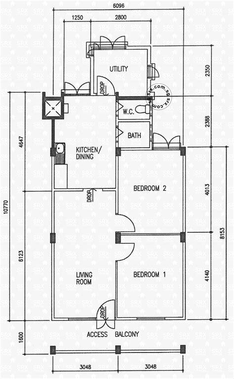 floor plan hdb kim keat avenue hdb details srx property
