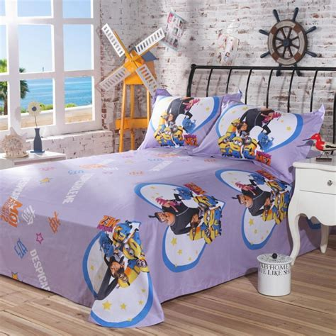 despicable me bed set home shop by size twin despicable me bed set